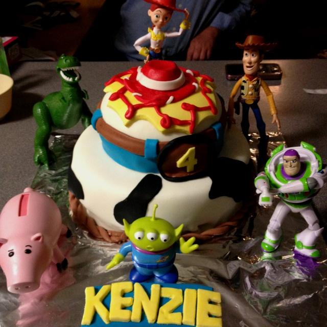 Jessie cake....