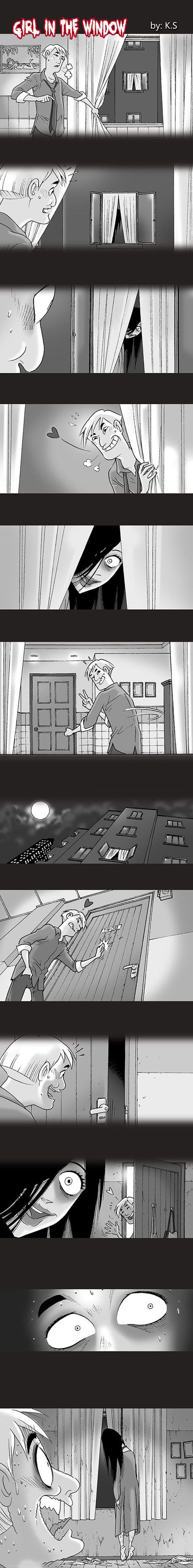 otra pequeña historia de terror (o humor negro) another little horror story (or dark humor story)