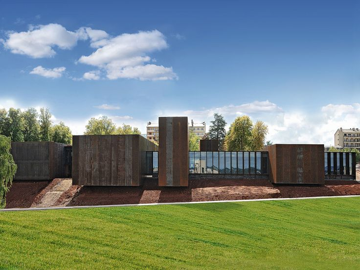 Museum Soulages in Rodez by RCR Arquitectes 01