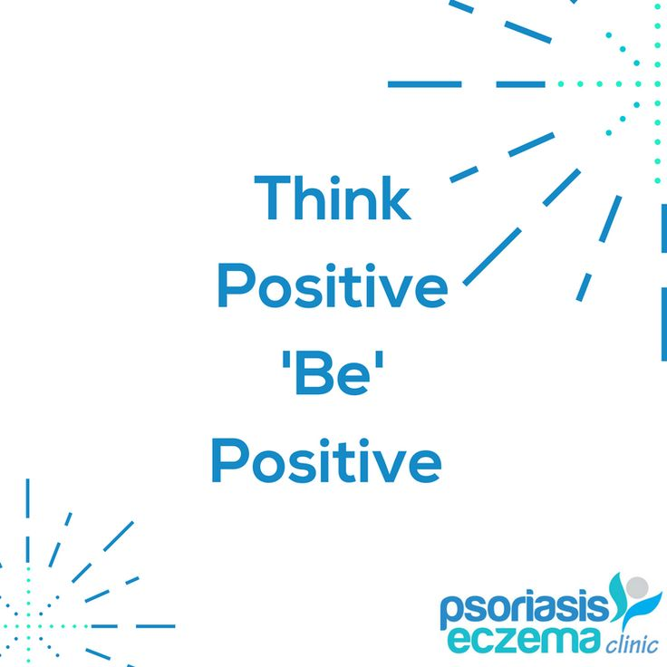 Think Positive Be Positive. #positivity