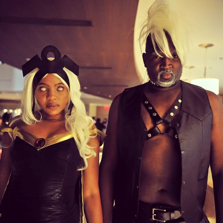 superheroesincolor:  Storm by Super Fit With Ree Cosplay  Punk Storm: Larry McCallister.   #28DaysofBlackCosplay continues!   Get the Storm comics here  [Follow SuperheroesInColor faceb / instag / twitter / tumblr / pinterest]