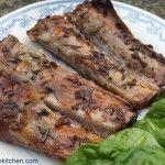 http://www.mylittleitaliankitchen.com/oven-baked-marinated-ribs/