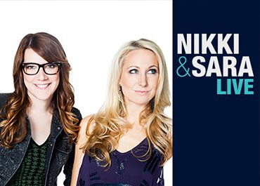 "IGIHE TV - ""Nikki and Sara Show"" - Nikki Glasser and Sara Schaefer ..."