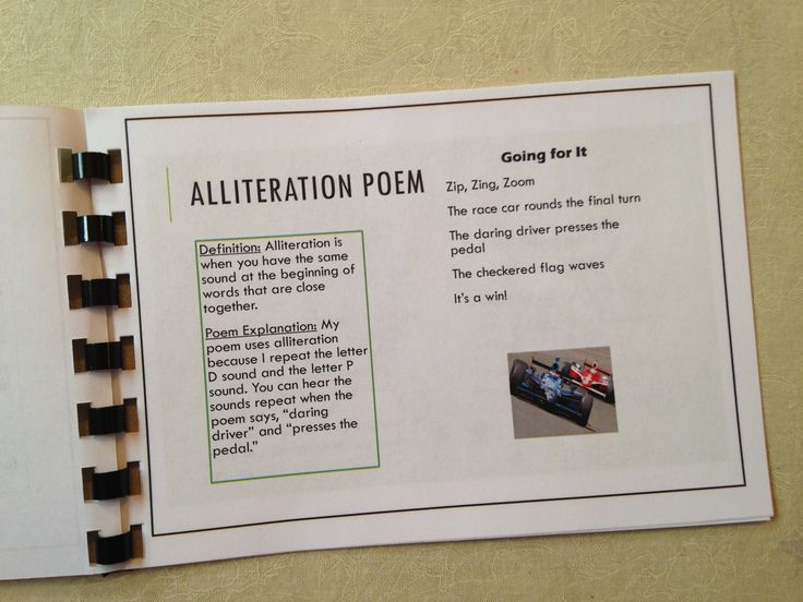 Mini student poetry booklets-- so cute! (full resource $)