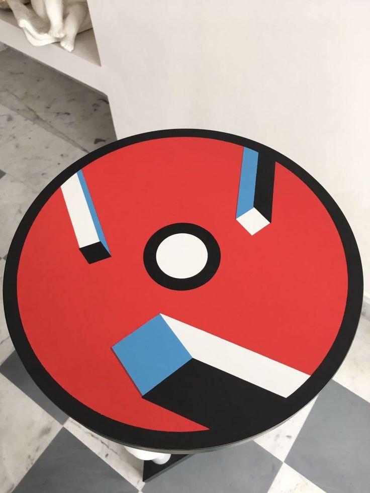 #Memphis tavolino Bombay di Nathalie Du Pasquier: 1.300 €