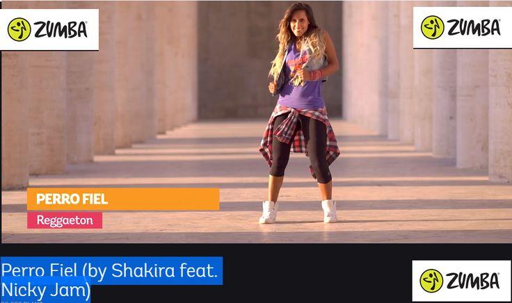 Zumba Perro Fiel (by Shakira feat. Nicky Jam)