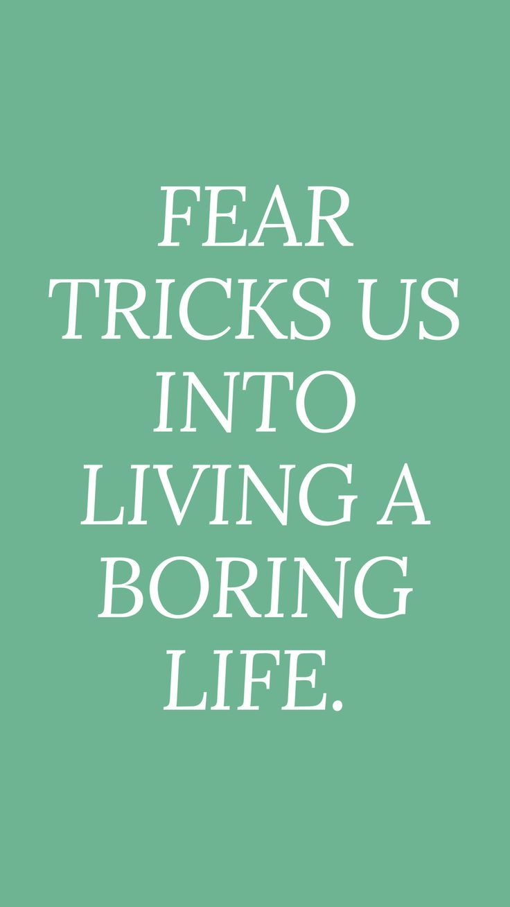 Fear quotes, live your best life, motivational quotes ...