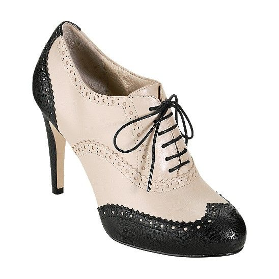 Lucinda Air Oxford Pump - Women's Shoes: Colehaan.com
