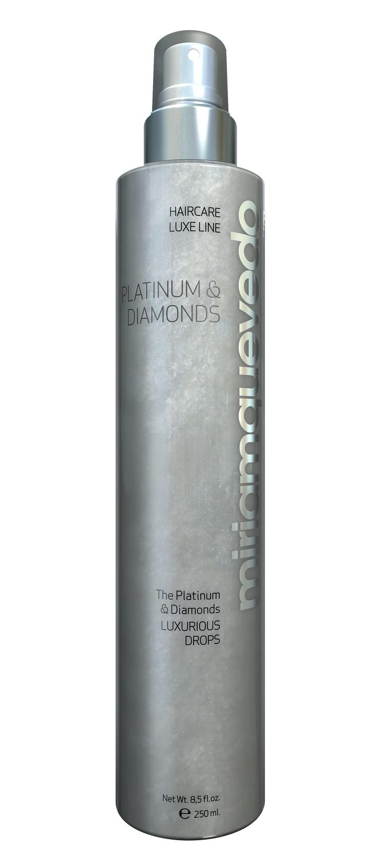 Diamonds for hair