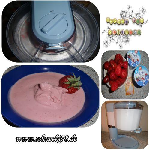 Neues #Produkttest auf meinen Blog #Softeismaschine von #coolstuff.de http://schnecki78.de/2014/06/softeismaschine-von-coolstuff-de/#more-2837