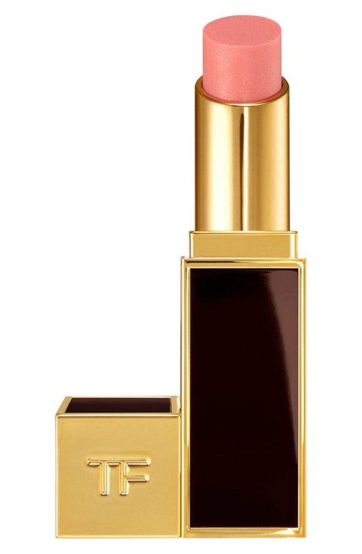 Can always count on this Tom Ford Lip Color Shine to condition and moisturize the lips while providing a veil of high-shine color.