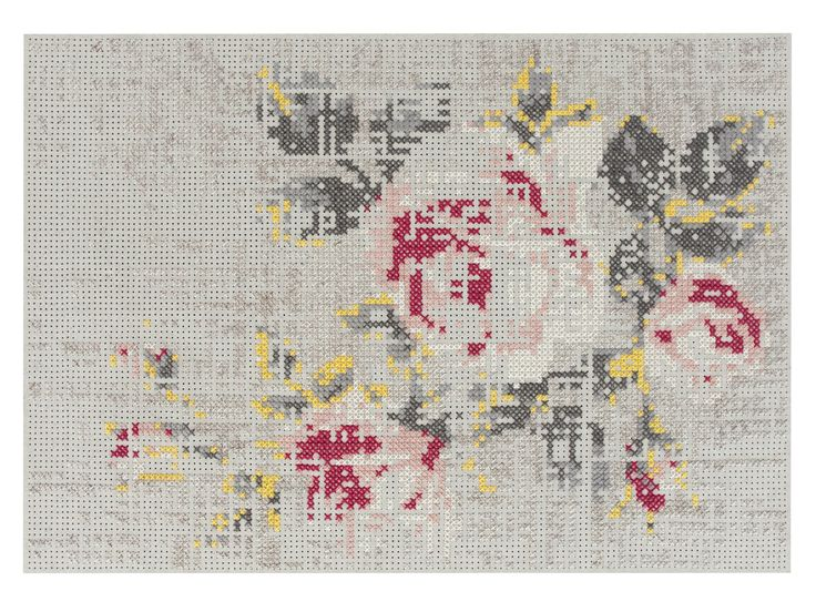 FLOWERS NATURAL Rug by GAN By Gandia Blasco design Charlotte Lancelot