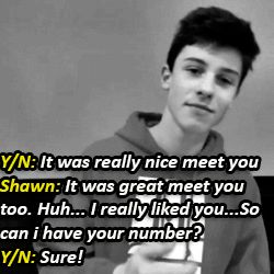 Um Minuto Para Alice || Shawn Mendes Fanfiction {EDITANDO} - 7. Oh my god & Nice to meet you - Wattpad