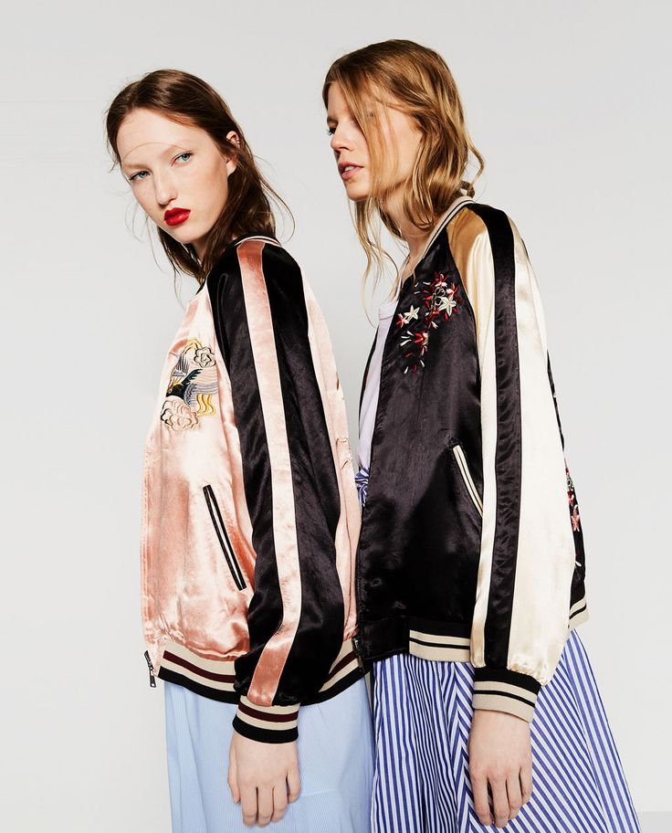 REVERSIBLE BOMBER JACKET-View all-WOMAN-NEW IN | ZARA Sweden