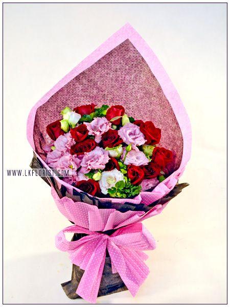 Hand Bouquet,HB049180-13
