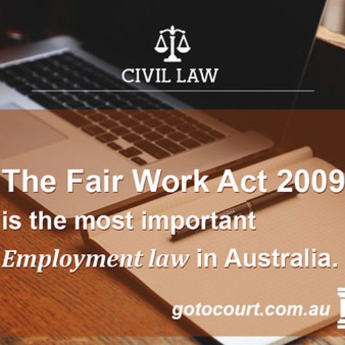 Australia's National Employment Law