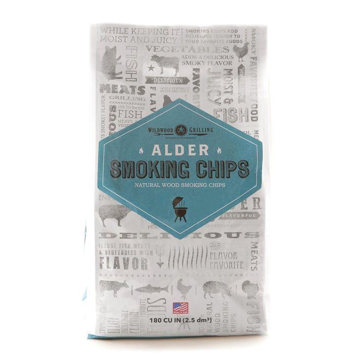 Alder Smoking Chips http://www.wildwoodgrilling.com/product/alder-smoking-chips/?utm_content=bufferaf96f&utm_medium=social&utm_source=pinterest.com&utm_campaign=buffer