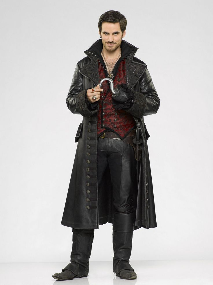 Captain hook once upon a time season 3