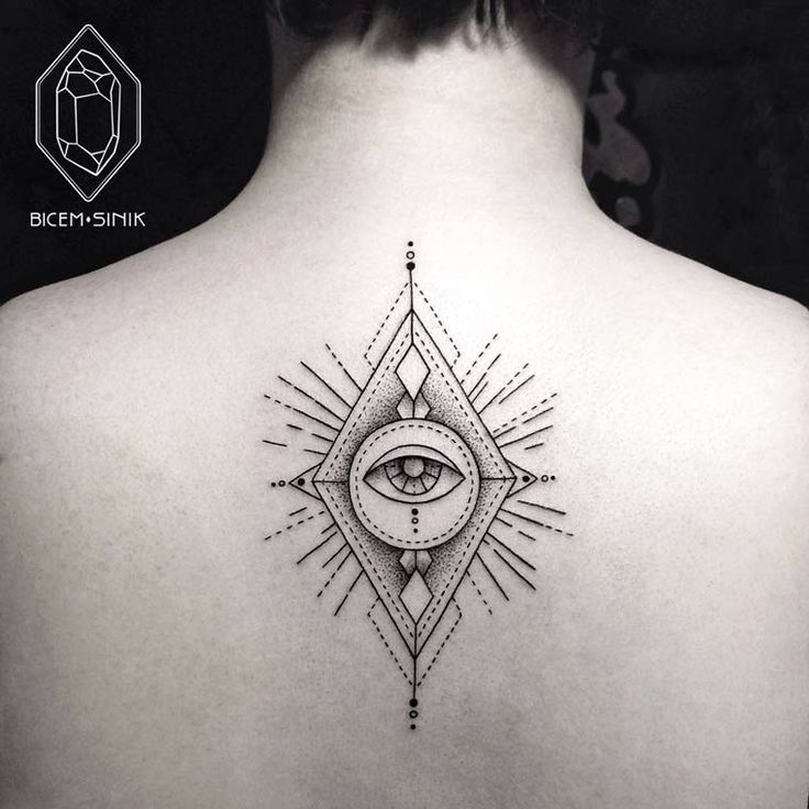 Lines and Dots – Les jolis tatouages minimalistes de Bicem Sinik (image)