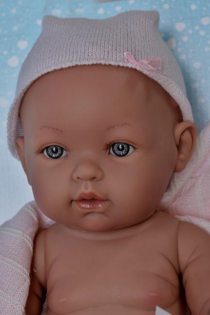 Realistické miminko holčička Anežka od firmy Vestida de Azul