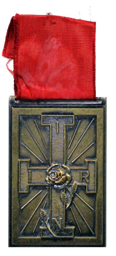 GOSP : Medalha do Conclave dos Cavaleiros Rosa Cruz