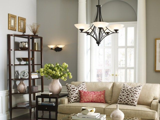 Elegant Image Of 4 Bulb Kitchen Light Fixture With Images Living Room Light Fixtures Living Room Lighting Dining Room Lamps #no #overhead #lighting #in #living #room