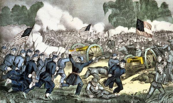 Civil War death toll raised