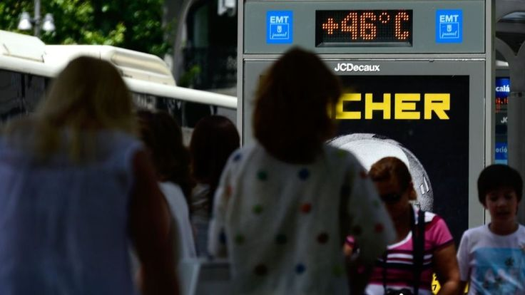Weather-related deaths could surge by 2100 if nothing is done to curb climate change, scientists say.