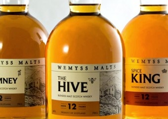 Wemyss Whisky: A really good bottling company. They have some top notch liquid