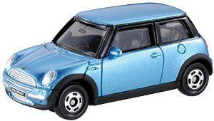 Tomy Mini Cooper Blue #043-3