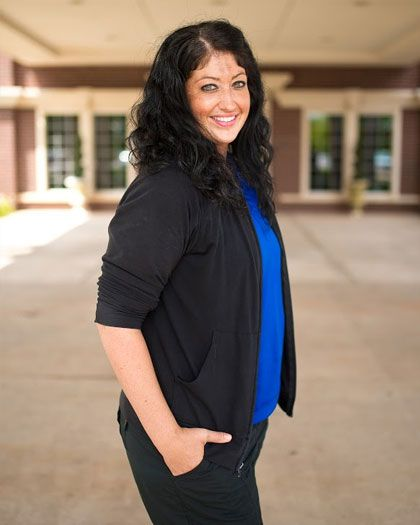 Chris Corcoran, Dietitian at WeightWise Bariatric Program in Oklahoma