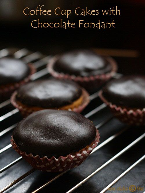 German Chocolate Cupcakes With Espresso Frosting Recipe ...