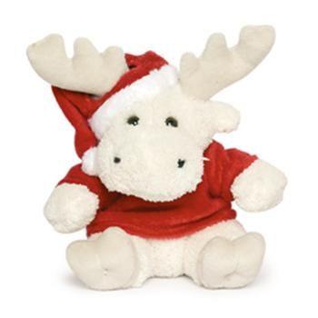PELUCHE mini renna di Natale che include cappello e T-shirt rosse. Dim. 15 cm da seduto. You can find it there: http://www.sadesign.it/it/gadget/60501_25376_idp/
