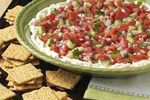 PHILLY Mediterranean Dip recipe