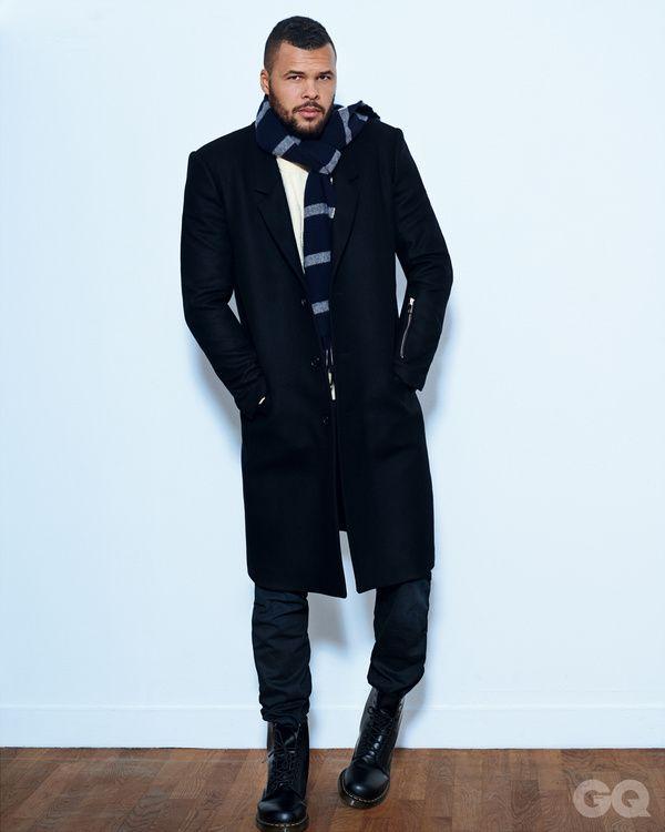 Masterclass le manteau Jo-Wilfried Tsonga