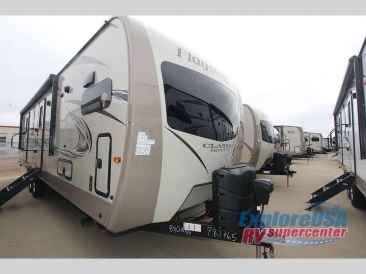 2018 Forest River  Flagstaff Classic Super Lite 831CLBSS, Travel Trailers RV For Sale in Mesquite, Texas   Explore USA RV Supercenter - Dallas 739694-F2302   RVT.com - 92076