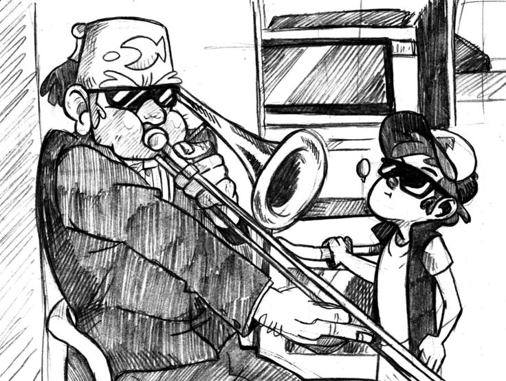When Mabel isn't home.<<<DO YOU UNDERSTAND HOW MUCH I LOVE THIS