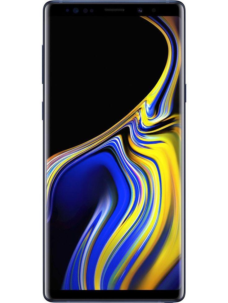 Samsung galaxy note9 with sim card 999 powerful