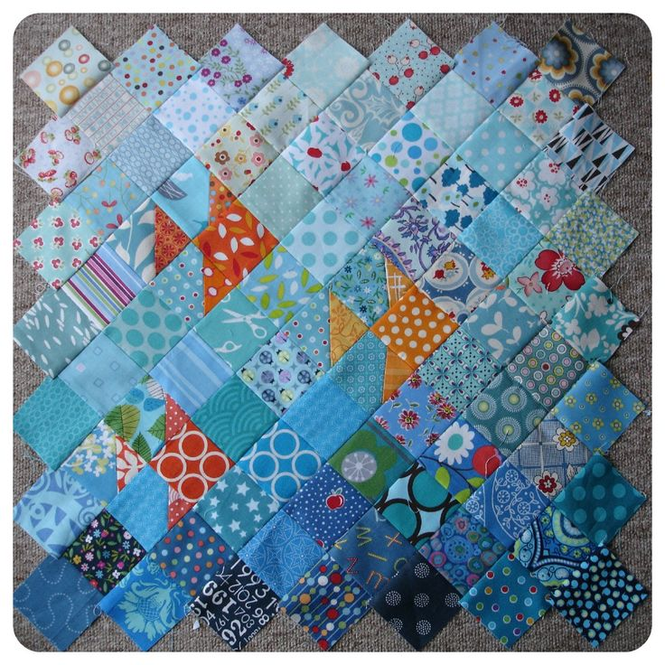 Fishes quilt : Canadian Abroad...would be cute for a kid's quilt