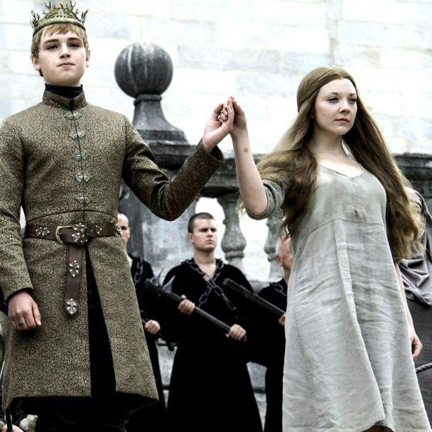 """Tommen Baratheon & Margaery Tyrell / 6.06, ""Blood of My Blood"" "" …"
