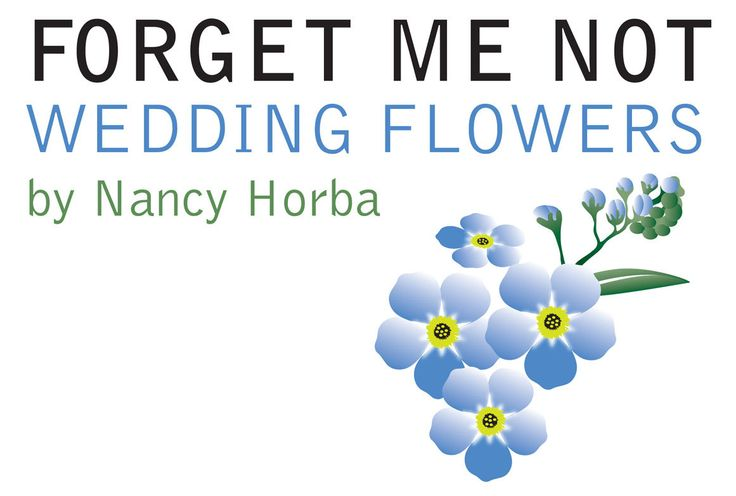 Click the image above to visit Forget Me Not Wedding Flowers by Nancy Horba.