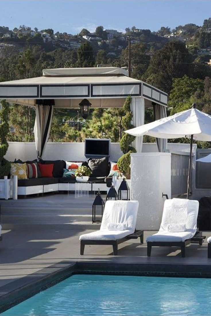 Best 25 rooftop pool ideas on pinterest - Best hotel swimming pools in california ...