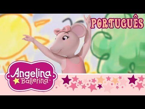 Angelina Ballerina - desenhos animados em portugues completos - YouTube
