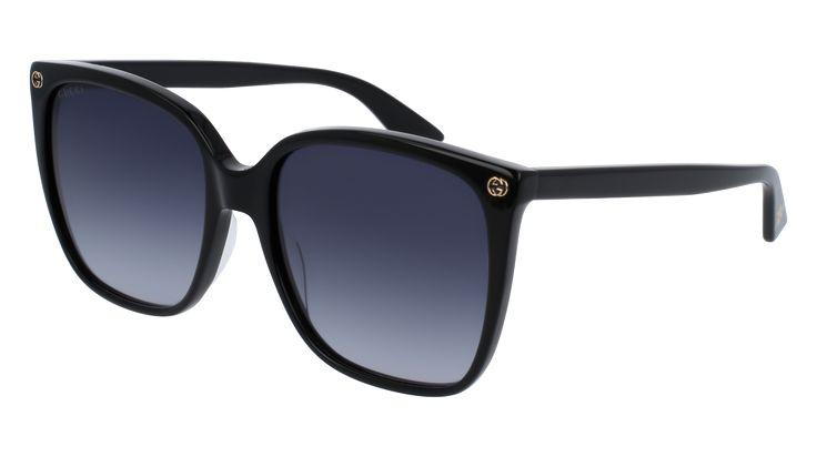Gucci GG0022S Sensual Romantic Women Sunglasses