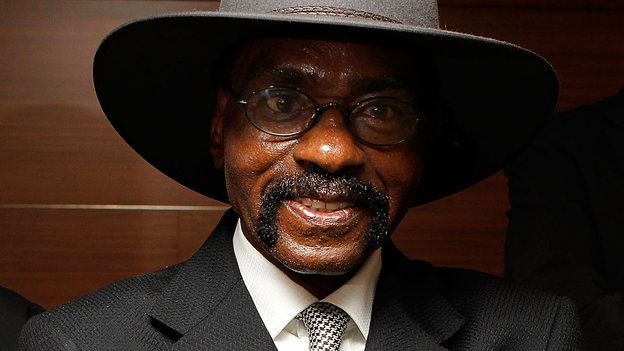 """Rubin """"Hurricane"""" Carter, the former boxer who spent years wrongfully incarcerated for murder, has died at age 76. his life inspired a Bob Dylan protest song and the film Hurricane, starring Denzel Washington."""