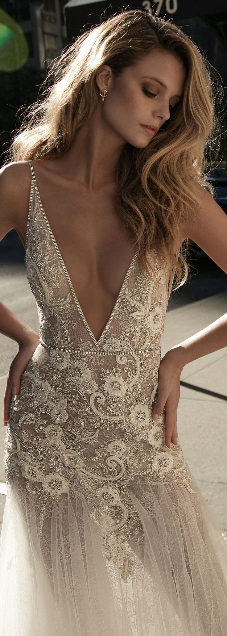 New #BERTA FW 2017 bridal collection. www.berta.com/