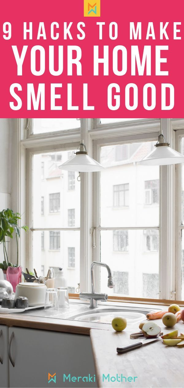 How To Get Rid Of Bad Odors In Your Home