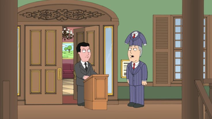 Whether you like Family Guy or not, the use of Adam West as the mayor of Quahog was a surreal delight. The joke isn't that West was once Batman. It's just that this man, who happens to be named Adam West, is very weird.