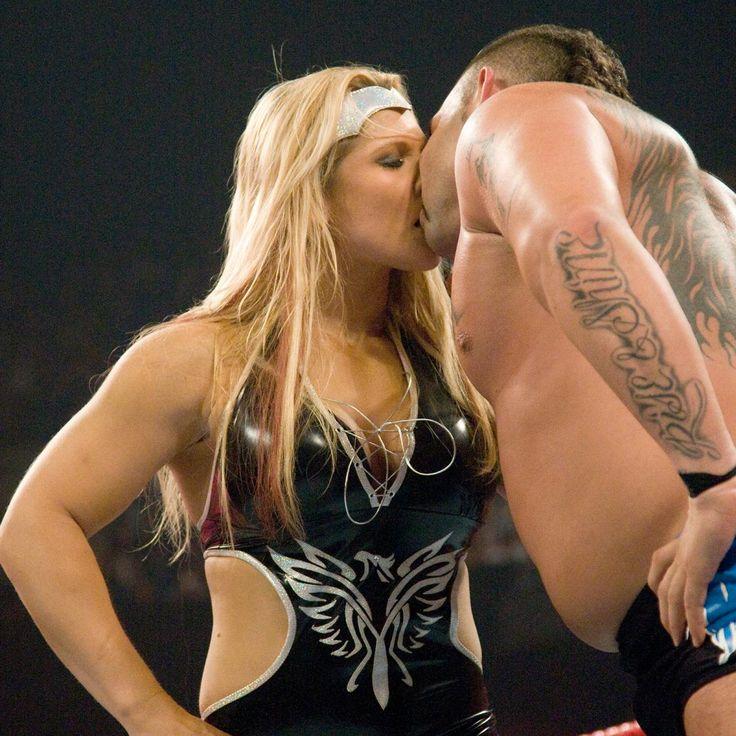 Lip-locks that rocked WWE