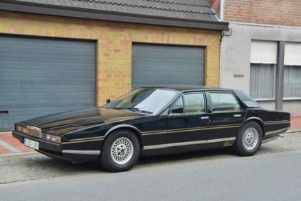 1980 Aston Martin Lagonda  #VCI #vintagecars #classiccars